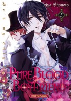 Pure blood boyfriend - He's my only vampire Vol.5