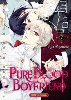 Manga - Manhwa -Pure blood boyfriend - He's my only vampire Vol.7