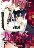 Pure blood boyfriend - He's my only vampire Vol.3