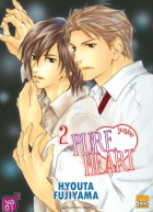 Mangas - Pure Heart - Junjou Vol.2