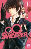 Manga - QQ Sweeper Vol.1