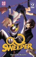 Manga - Manhwa -QQ Sweeper Vol.2
