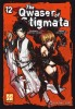Manga - Manhwa - The Qwaser of Stigmata Vol.12
