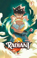 Manga - Manhwa -Radiant - 15 ans Vol.1