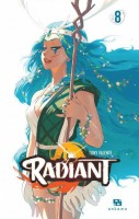 manga - Radiant Vol.8