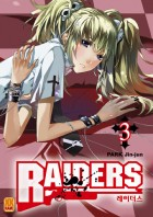 manga - Raiders Vol.3