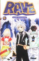 Manga - Manhwa - Rave Vol.4