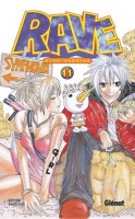 Manga - Manhwa -Rave Vol.11