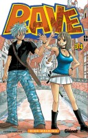 Manga - Manhwa -Rave Vol.34