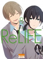 Manga - Manhwa - ReLIFE Vol.8