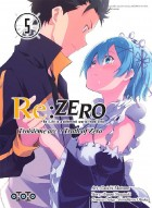 Re:Zero – Troisième Arc - Truth of Zero Vol.5