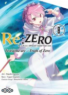 manga - Re:Zero – Troisième Arc - Truth of Zero Vol.8