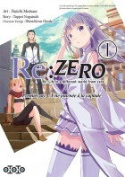 Re:Zero – Re:Life in a different world from zero Vol.1