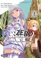 Re:Zero – Premier arc : Une journée à la capitale Vol.2