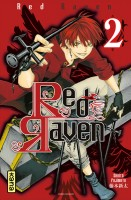Mangas - Red raven Vol.2
