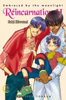 Manga - Manhwa - Réincarnations II - Embraced by the Moonlight Vol.6