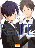 Mangas - ReLIFE Vol.10