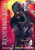 Resident Evil - Heavenly Island Vol.4