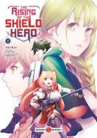 The rising of the shield Hero Vol.11
