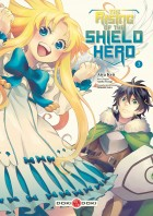 The rising of the shield Hero Vol.3