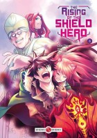 Mangas - The rising of the shield Hero Vol.8