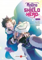 The rising of the shield Hero - Artbook