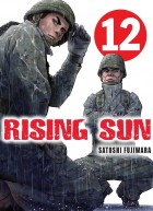Manga - Manhwa - Rising sun Vol.12