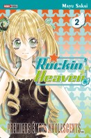 Mangas - Rockin Heaven Vol.2