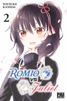 manga - Romio vs juliet Vol.2