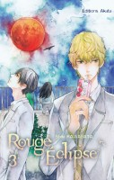 Mangas - Rouge éclipse Vol.3