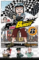 Mangas - Run day Burst Vol.8