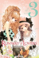 Mangas - Runway of lovers Vol.3