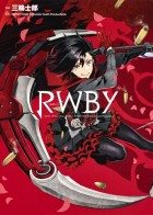 Manga - Manhwa - RWBY - Red White Black Yellow jp