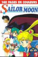 manga - Sailor moon Anime comics Vol.1