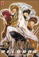 Saiyuki Reload Vol.10