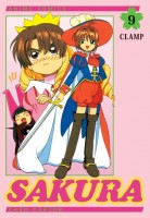 manga - Card captor Sakura - Anime comics Vol.9
