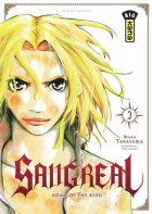 Manga - Manhwa - Sangreal Vol.3