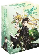 Manga - Manhwa - Sword Art Online - Fairy Dance - Coffret