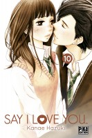 manga - Say I love you Vol.10