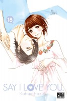 Manga - Manhwa -Say I love you Vol.18