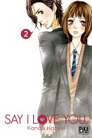 Manga - Manhwa - Say I love you Vol.2