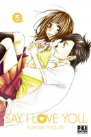 Manga - Manhwa -Say I love you Vol.5