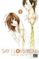 manga - Say I love you Vol.7