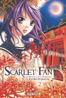 Manga - Manhwa - Scarlet Fan – A horror love romance Vol.2