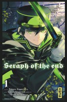 Manga - Manhwa -Seraph of the End Vol.1