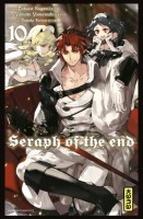 Manga - Seraph of the End Vol.10