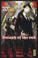 manga - Seraph of the End Vol.20