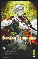 Manga - Manhwa -Seraph of the End Vol.4