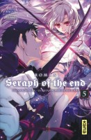 Manga - Manhwa - Seraph of the End - Roman Vol.5