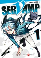 Mangas - Servamp Vol.1